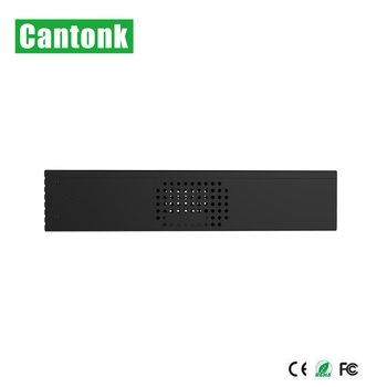 Cantonk 64ch cctv NVR recorder with 8 SATA support 4k