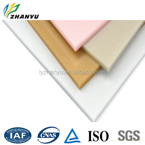 China Supplier Wholesale Size and Color Custom Plastic Sheet 2mm to 50 mm Free Samples