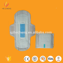 100% Cotton Hot Sell Anion Sanitary Napkin Side Effects