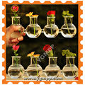 High quality connecting glass vases