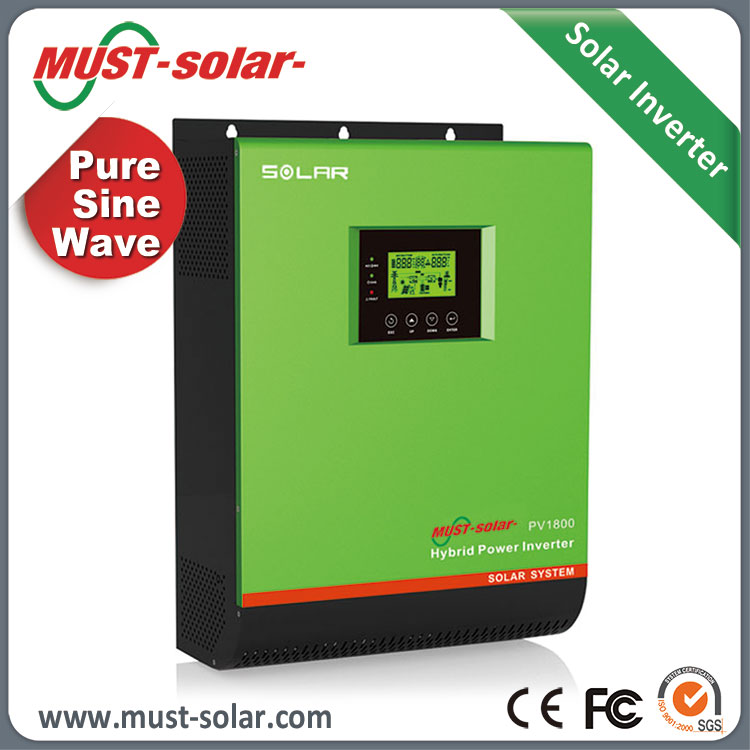 High Frequency Off Grid Inverter Solar Energy Storage Battery with Less Transformer