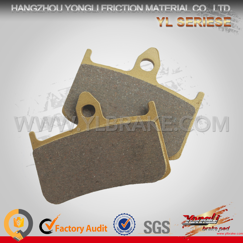 supermoto electric tricycle pedal assist brake pad,motorcycles spare parts brake pad,Performance Brake Pad