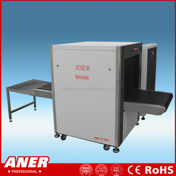 China supplier, K6550 X-ray scanner airport xray machine