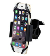 innovative and creative product extendable clamp 360 rotating bicycle cradle mount, bike holder phone mount