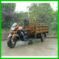SBDM 5.00-12 Tires 150Cc 250Cc Gasoline Three Wheel Motor Tricycle
