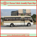 Diesel And Petrol 25 Seats China Mini Bus