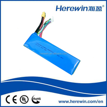Hotsale 22.2V 5200mAH OEM replacement lipo battery pack for RC airplane