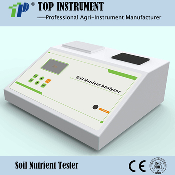 Soil Nutrient Meter (N,P,K,soil ph,salinity,ect.)