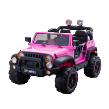 Hot selling baby off-road vehicle electric RC toy car with double seat high quality toy car
