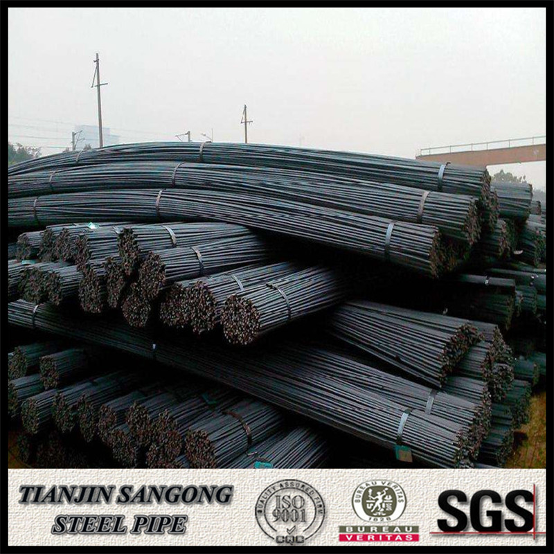 ASTM A615 GRADE 40 6MM-40MM steel rebar price per ton
