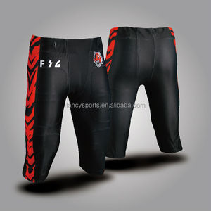 Sublimation American football pants