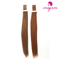 Most Popular High Safety Tape Hair Natural Human Hair from China