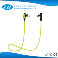 Hot selling qy7 headphone, wireless stereo earphone qy7, headset on promotion