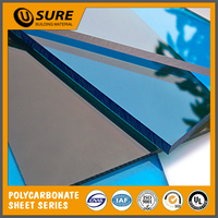 Remarkable heat insulation polycarbonate solid sheet factory directly sale