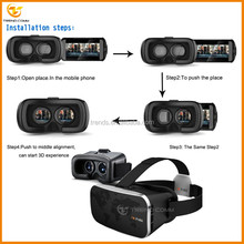 VR BOX 3D Glasses Virtual Reality Headset for smartphone 3.0
