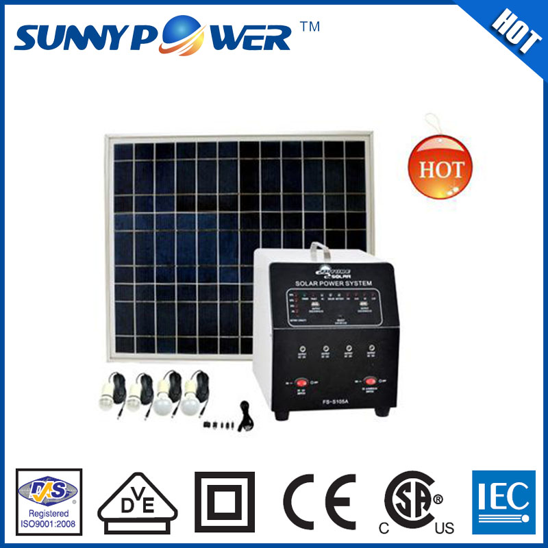 Blue 2015 hot sale150w high frequency solar home solution