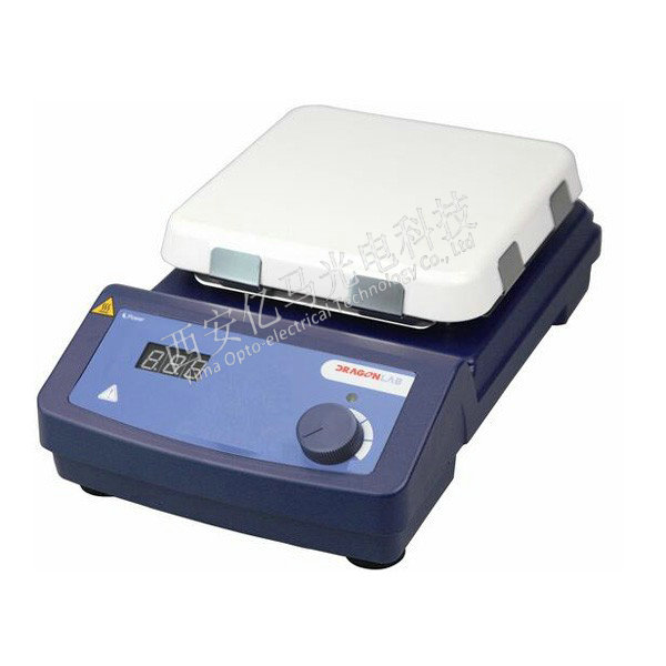 LHD004 Electric Ceramic Hot Plate Magnetic LED Digital Hotplate Stirrer for Laboratory Experiment