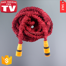 Polypropylene flexible water hose pipe/ rubber water garden hose pipes