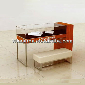 Modern Display Showcase Table/Table Showcase Design