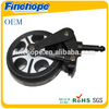 hot selling solid tires pu scooter wheel