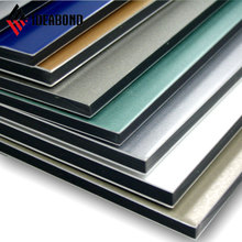 New Design PVDF Coated Exterior Aluminum Composite Panel For Exterior Wall ACP Facade