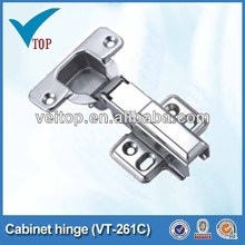 Iron furniture cabinet 90 degree soft close hinge