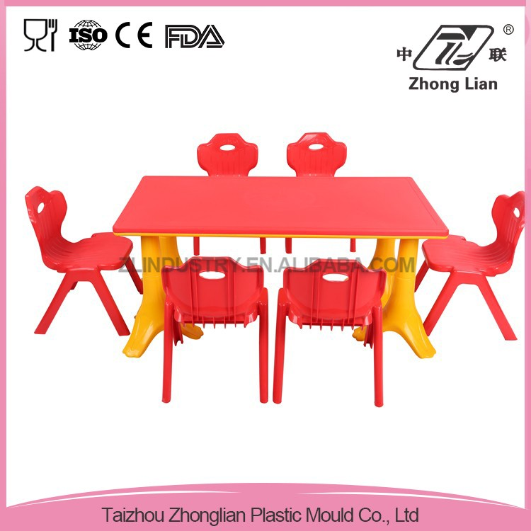 Manufacturer factory used school furniture plastic tables and chairs