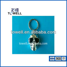 Anodized Key Ring Metal Part Prototype China Vendor
