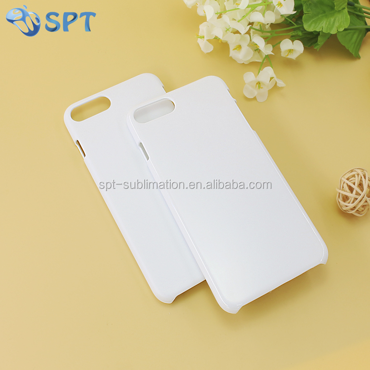 OEM Service 3D sublimation Blank Phone Case for iphone 7 plus