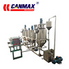patented oil refining plant , vegetable oil refinery equipment , edible oil refining plant
