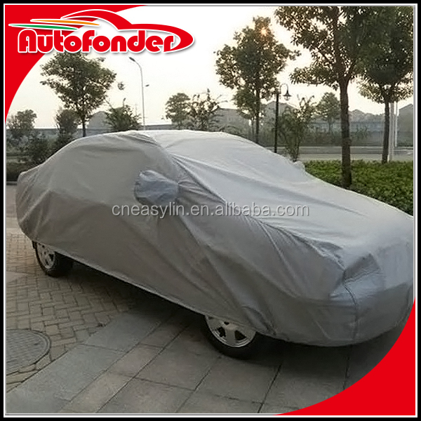 2015 High Quality sun protection car cover for SUV Cars