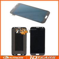 excellent quality with competitive price For Samsung galaxy note 2 N7100 lcd screen and digitizer assembly