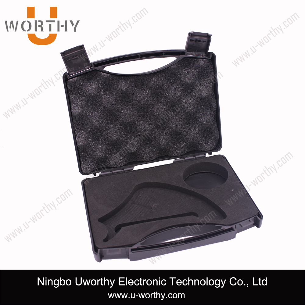 Portable Custom EVA Foam Insert Electric Device Carrying Plastic Case