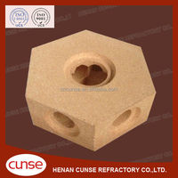 High Quality Mullite Casting Steel Brick