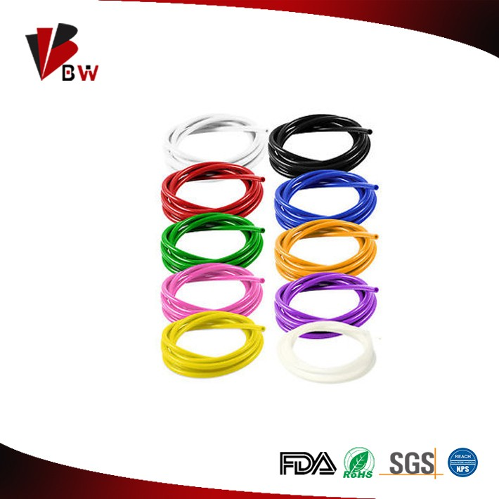 Silicone rubber tube/thin wall silicone tube price