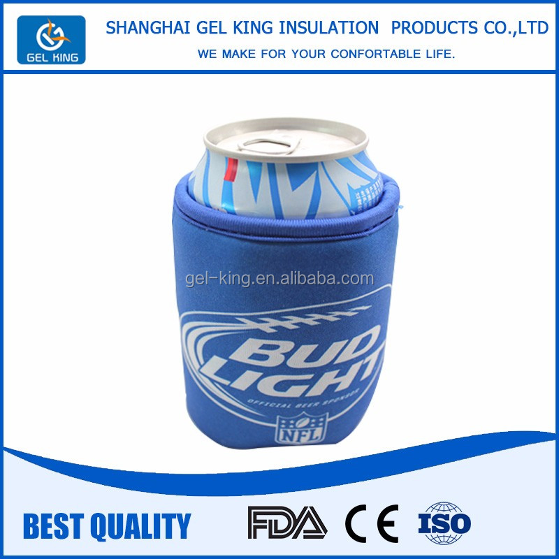 China Supplier Gel Beer Bottle Cooler Wrap