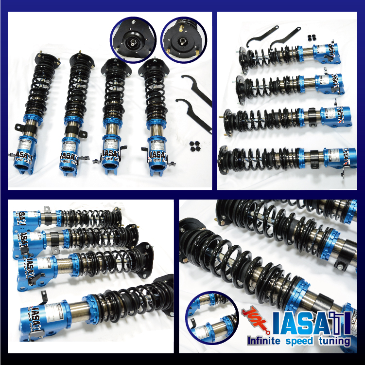 Brand Shock Absorber Coilover Set for Toyota Celica ST162