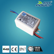 Constant current led driver 3w 700ma waterproof for led lights