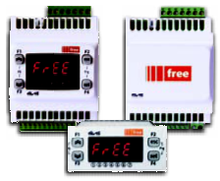 Free Smart Energy Saving Eliwell Programmable Controller for HVAC System