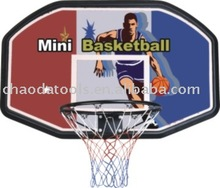 basketball stand (only backboard and ring)
