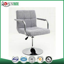 Cheap Leather Office Chair PU Bar Stools Swivel Barstools