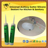 Universal-Acetoxy Gutter Silicone Sealant For Kitchen & Sanitary