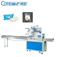 Pillow Pack Soap Bar Packing Machine