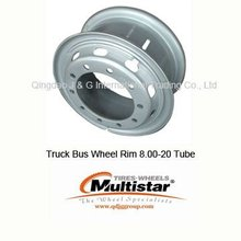 Truck Bus 3 piece wheel 20-8.50