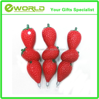 Fruit Style Stationery Plastic Ball Pen