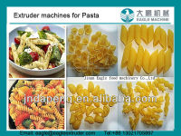 DPS-100 papad pipe shape snacks pellet/macroni/pasta making machine/equipment/production line