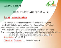 100% WATER SOLUBLE FERTILIZER UREA PHOSPHATE 18-44-0