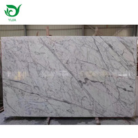Competitive prices natural 3cm white marble slabs