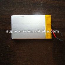 4S Cell adding PCM wires high quality lithium photo batteries 1500mah