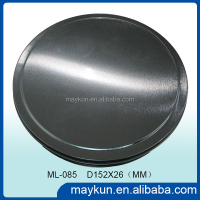 Cookie Tin Box/Round Tin Cans /Silver Tin Packaging